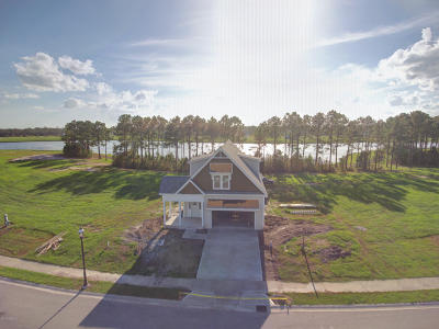 Holly Ridge Single Family Home For Sale: 178 Spicer Lake Drive