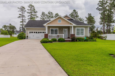 Jacksonville Single Family Home For Sale: 106 Farmstead Place #Lot 4