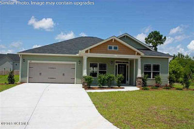 Jacksonville Single Family Home For Sale: 120 Farmstead Place