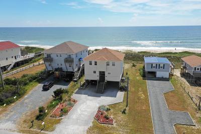 North Topsail Beach, Surf City, Topsail Beach Condo/Townhouse For Sale: 3802 Island Drive