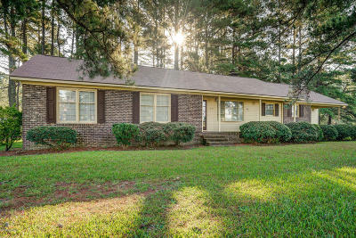 Edgecombe County Single Family Home For Sale: 301 Fosteri Drive