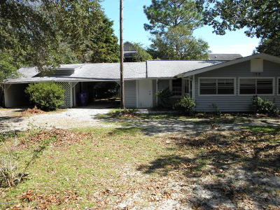 Oak Island Single Family Home For Sale: 108 NW 6th Street