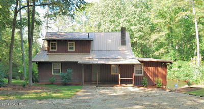 Nash County Single Family Home Active Contingent: 3212 Briarfield Road