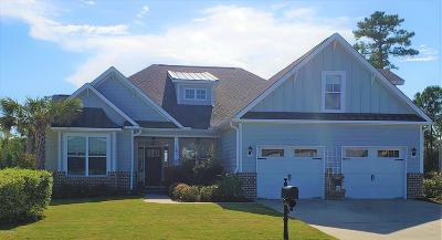 Ocean Isle Beach Single Family Home For Sale: 1411 Landover Road