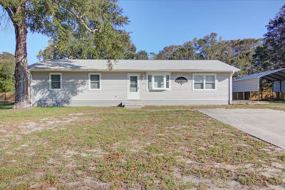 28461 Single Family Home For Sale: 120 W 9th Street