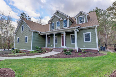 Hampstead Single Family Home For Sale: 341 Creekview Drive