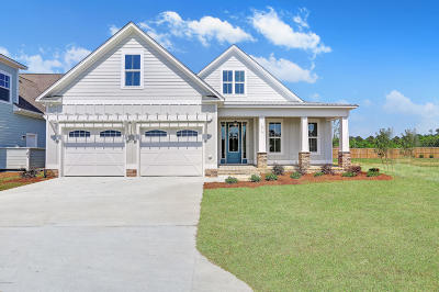 Wilmington Single Family Home For Sale: 1017 Cranford Drive