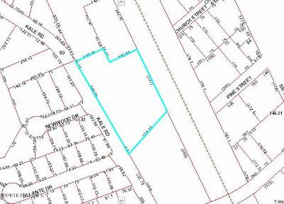 New Bern Residential Lots & Land For Sale: 170 Kale Road