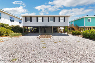 Topsail Beach Multi Family Home For Sale