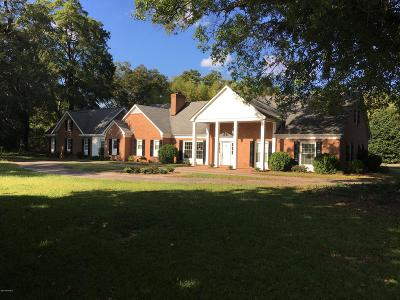 Elm City Single Family Home For Sale: 5637 Bridgersville Road