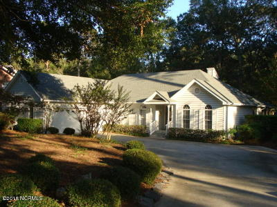Sea Trail Plantation Single Family Home For Sale: 228 Sea Trail Drive E