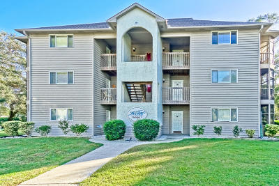 Sunset Beach Condo/Townhouse Pending: 808 Colony Place #D