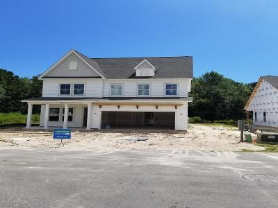 Hampstead Single Family Home For Sale: 1002 East Arboria Drive