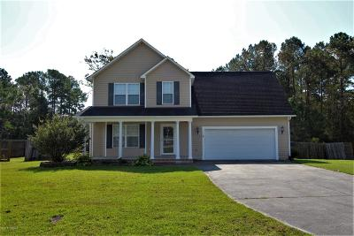 Havelock Single Family Home For Sale: 101 Catbird Court