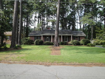 Nash County Single Family Home For Sale: 812 Russell Street