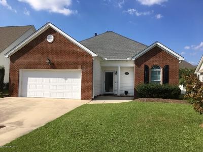 Winterville Single Family Home For Sale: 3944 Ashcroft Drive