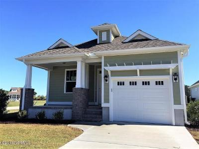 Beaufort Single Family Home For Sale: 109 Finch Loop