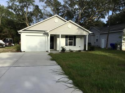 Oak Island Single Family Home For Sale: 126 NW 8th Street