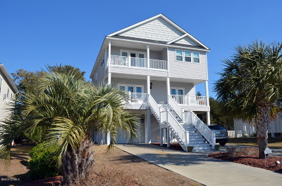 Harkers Island NC Single Family Home For Sale: $589,500