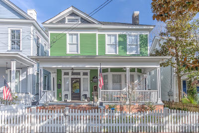 Wilmington Single Family Home For Sale: 312 N 5th Avenue