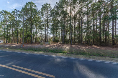 Sneads Ferry Residential Lots & Land For Sale: Turkey Point Road