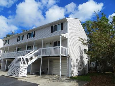 Beaufort NC Condo/Townhouse For Sale: $250,000