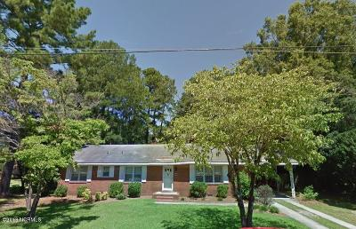 Greenville Single Family Home For Sale: 112 Kimberly Drive