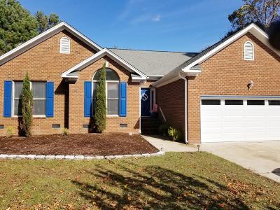 Greenville Single Family Home For Sale: 3303 E Baywood Lane