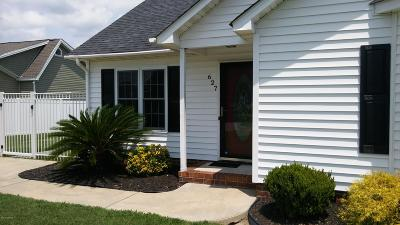 Winterville Rental For Rent: 627 Channel Drive