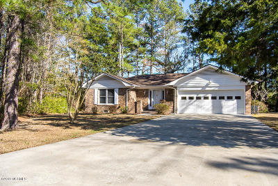 Carolina Shores Single Family Home For Sale: 18 Sunrise Court