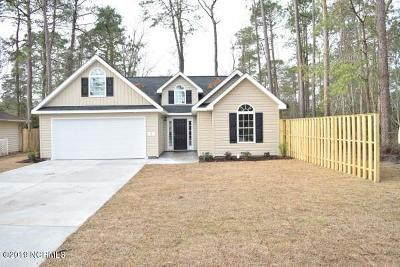 Carolina Shores Single Family Home For Sale: 11 Court 11 NW Drive