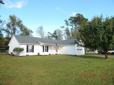 Havelock NC Single Family Home For Sale: $149,900