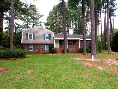 Nash County Single Family Home For Sale: 120 Wellington Court