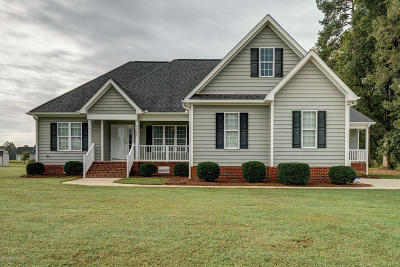 Nash County Single Family Home For Sale: 2627 Tahoe Court