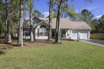 Wilmington Single Family Home For Sale: 6433 Sentry Oaks Drive Drive