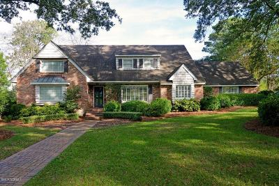 Greenville Single Family Home For Sale: 226 Country Club Drive