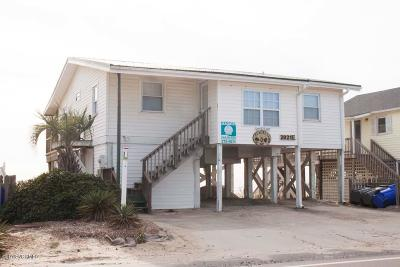 Oak Island Single Family Home For Sale: 2921 E Beach Drive