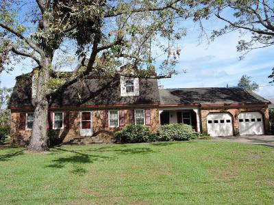 Morehead City NC Single Family Home For Sale: $289,000