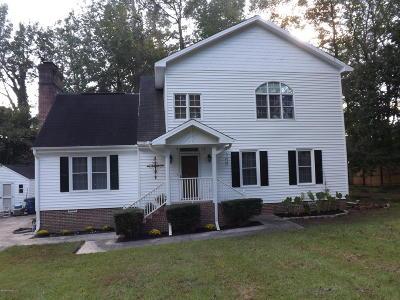 Greenville Single Family Home For Sale: 208 Joseph Street