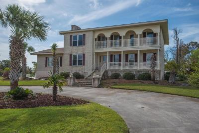 Morehead City NC Single Family Home For Sale: $349,000