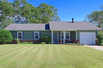 Jacksonville Single Family Home For Sale: 1309 Piney Green Road