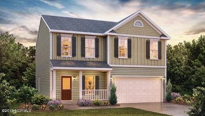 New Bern NC Single Family Home For Sale: $198,540