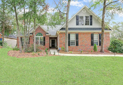 Wilmington Single Family Home For Sale: 8900 Plantation Landing Drive