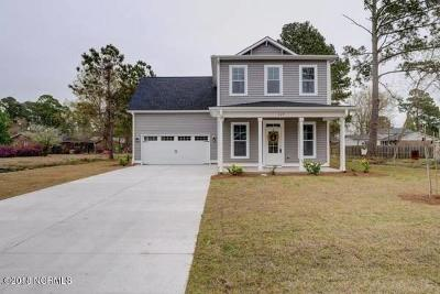 Wilmington NC Single Family Home For Sale: $299,000