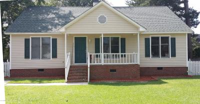 Winterville Single Family Home For Sale: 488 Channel Dr Drive