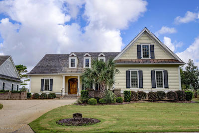 Wilmington Single Family Home For Sale: 1841 S Moorings Drive