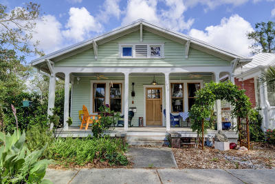 Wilmington Single Family Home For Sale: 1919 Wrightsville Avenue