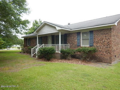 Greenville NC Single Family Home For Sale: $109,900