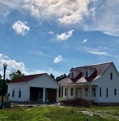 New Bern Single Family Home For Sale: 4068 Reunion Lane