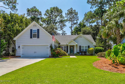 Wilmington Single Family Home For Sale: 5020 Woods Edge Road